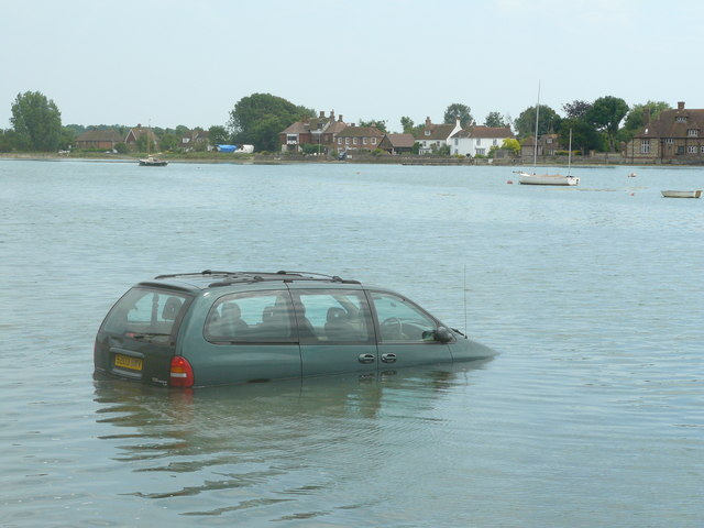 Bosham_Harbour_-_Good_news,_bad_news_-_geograph_org_uk_-_1370842