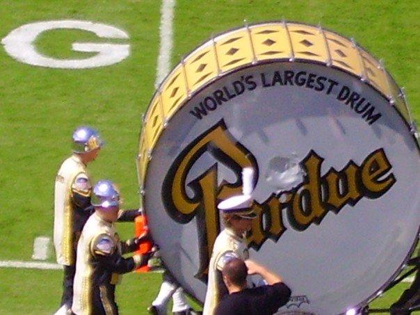 Purdue Drum