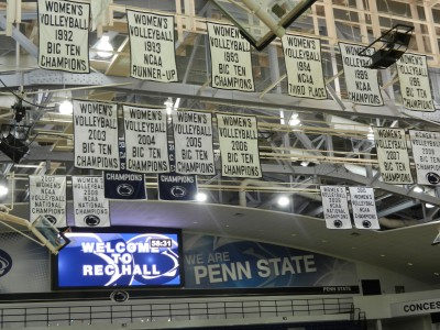 Rec Hall Banners 1