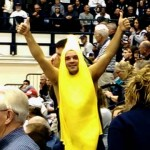 Was Banana Fan the top banana in the crowd?