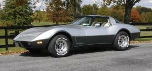 In a world ruled by volleyball, the winning coach in the Penn State-Nebraska match would receive this Silver Anniversary Corvette. We will settle for good BTN announcers.