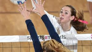 Courtney Leads Lions as PSU Edges Minnesota in Five-Set Battle
