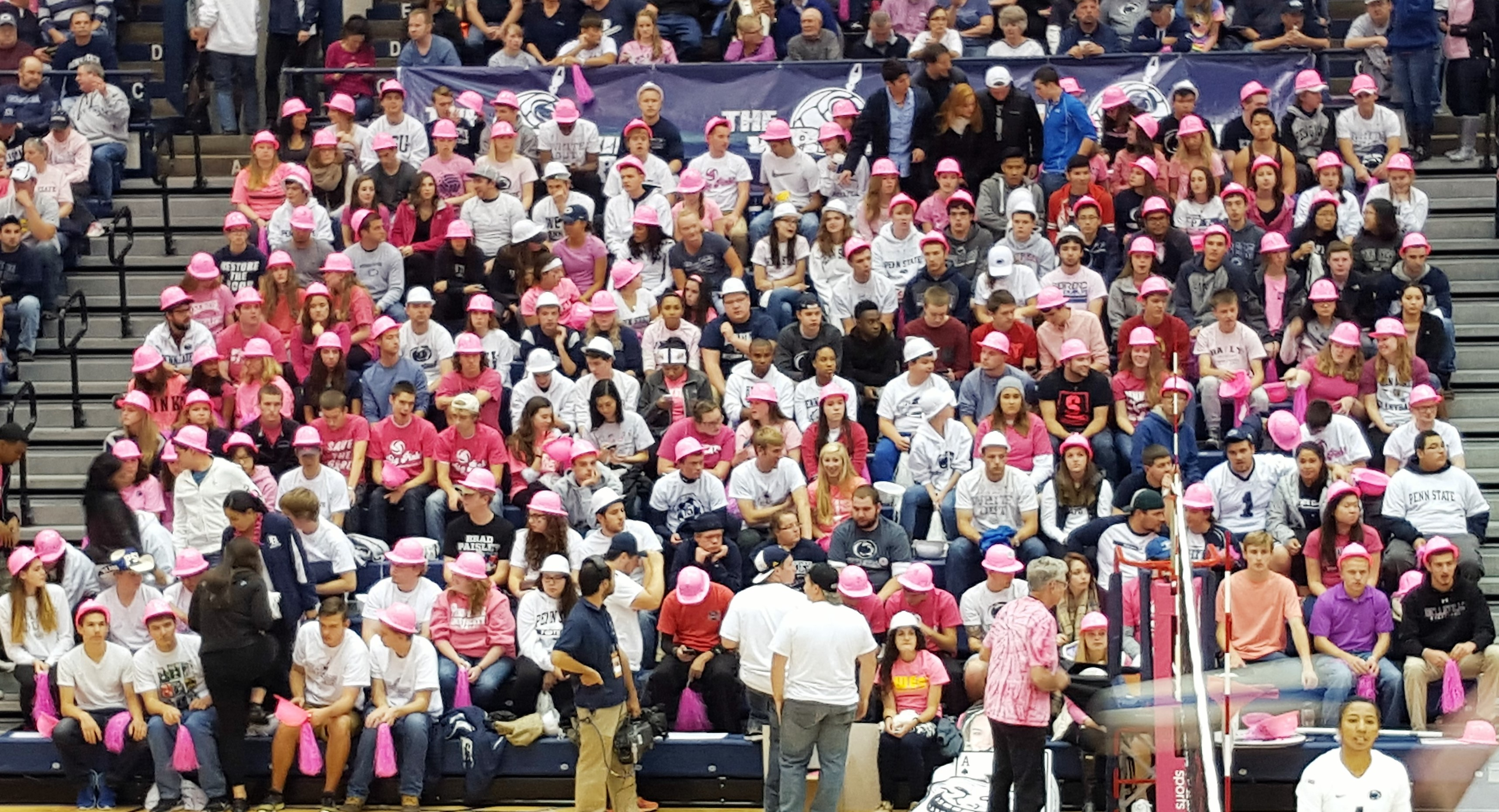 """Penn State Sweeps Iowa (But the """"Mystery of Third Sets"""" Continues)"""