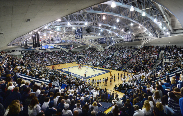 Penn State v. Maryland (Photo by Steve Manuel)
