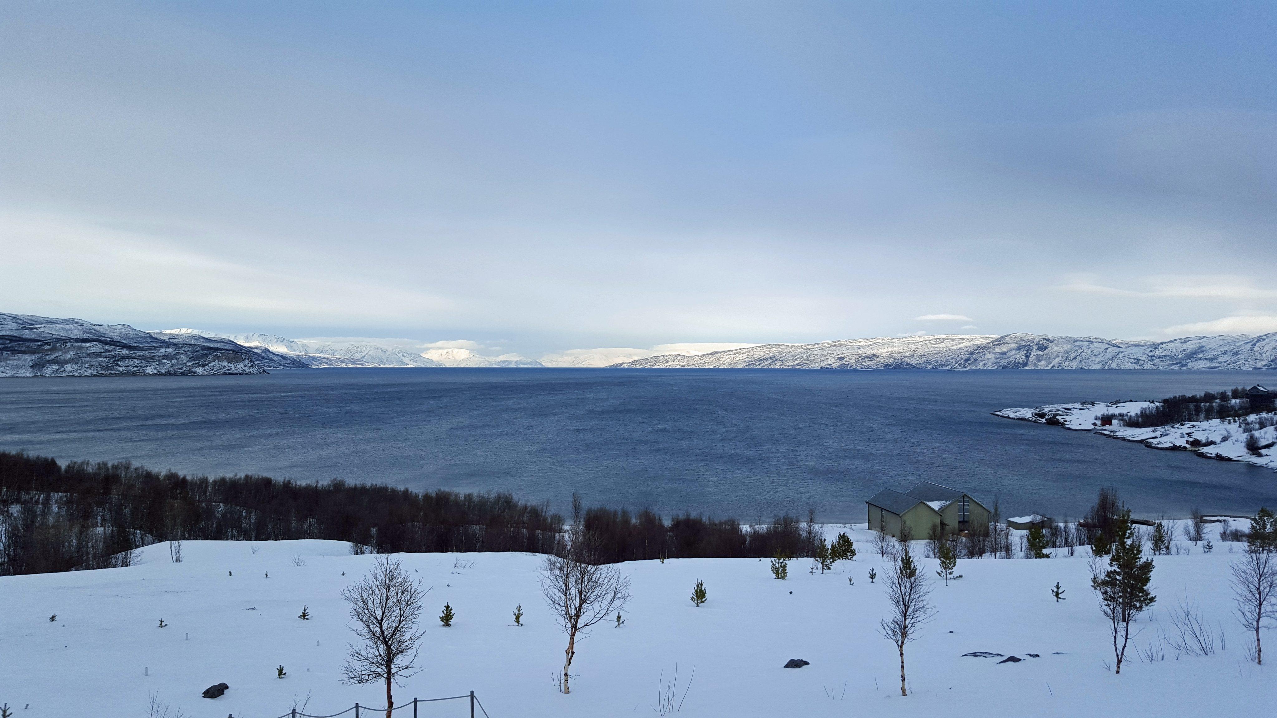 Alta Norway Fjord