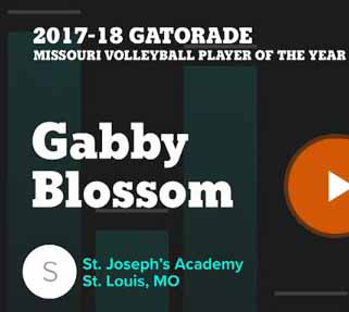 Recruiting Update: Gabby Blossom (2-24-18)