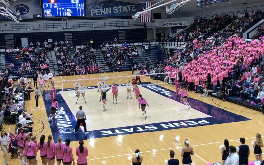 Breaking Down Penn State Volleyball's 2019 Schedule