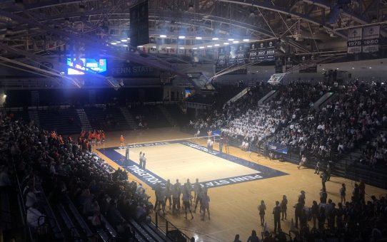Penn State Sweeps Washington To Reach Elite Eight