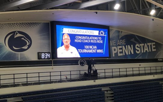 Penn State Sweeps Syracuse (with Post-Match Quotes)