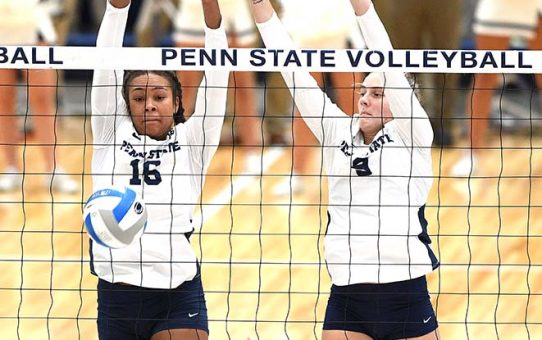 Photos by Steve Manuel from the Opening Weekend of PSU's 2019 WVB Season