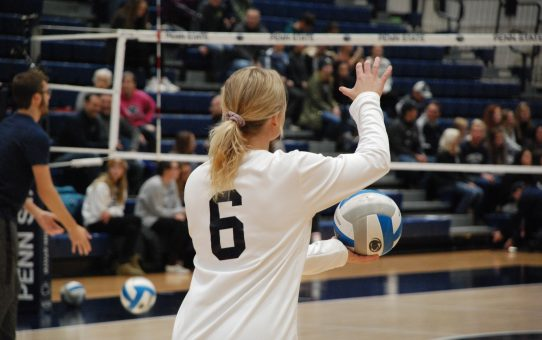 Penn State Women's Volleyball Allowed To Continue Practicing