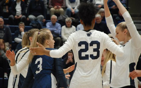 Erika Williams Commits To Penn State Volleyball's 2021 Recruiting Class