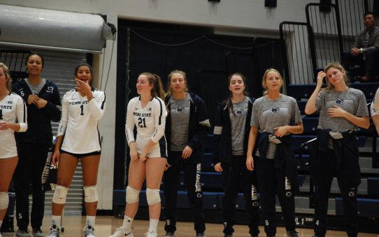 Checking In On The Progress Of Penn State Women's Volleyball's Freshman Class