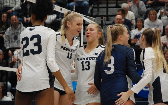 Samantha McCool Commits To Penn State Volleyball's 2020 Recruiting Class