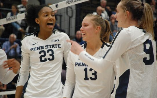 Penn State Volleyball Lands Memphis Grad Transfer Hannah Flowers
