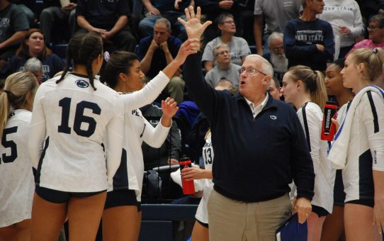 Catching Up With Penn State Volleyball Alum Lacey Fuller