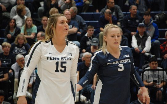 Penn State Women's Volleyball Swept By Stanford In Elite Eight (with Post-Match Quotes)