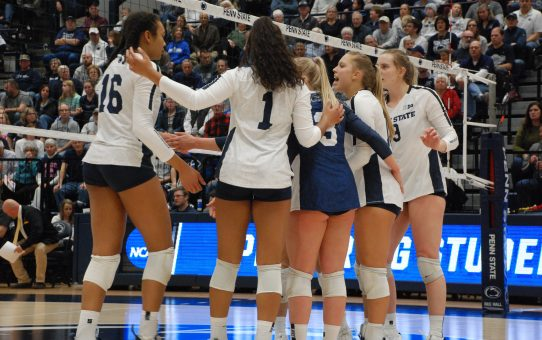 Penn State Volleyball Commitment 'Dream Come True' For Quinn Menger