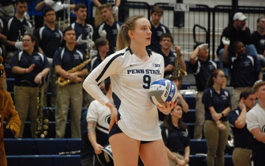 Rising Junior Class Key For Penn State Women's Volleyball