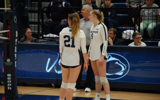 Penn State Volleyball's 2021 Spring Season By The Numbers