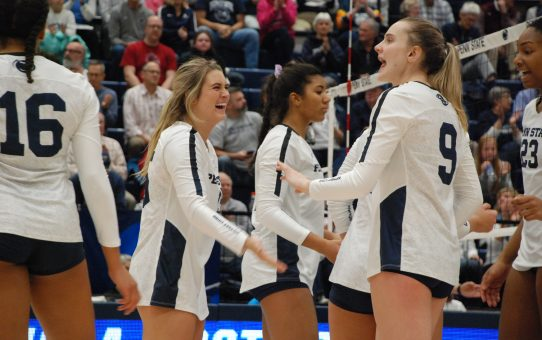 Alexa Markley Commits To Penn State Women's Volleyball