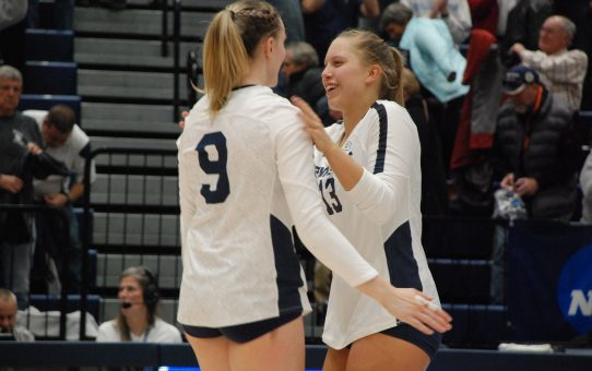 Gabby Blossom, Jonni Parker Retain Captaincy Roles For Penn State Volleyball
