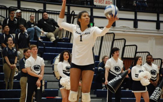 Penn State Women's Volleyball 2021 Spring Schedule Released