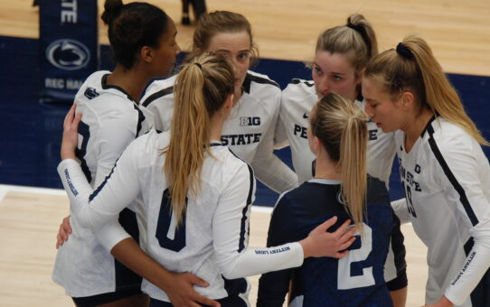 Penn State Volleyball Commit Alexa Markley Named MaxPreps All-American