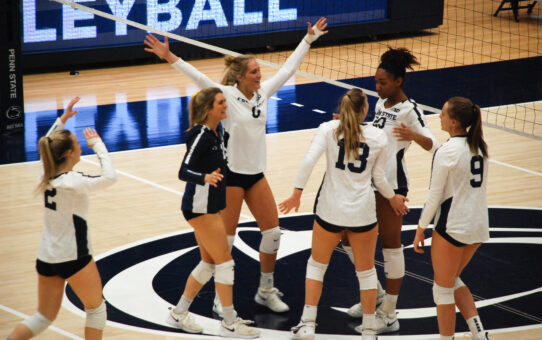 First Look: 2021 Penn State Women's Volleyball Roster
