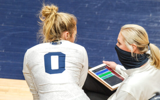 Penn State Women's Volleyball Sweeps Series Against Michigan State