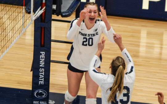 Penn State Volleyball Earns No. 13 Seed In NCAA Tournament