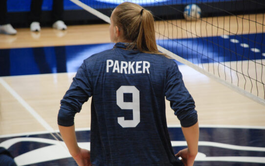 Jonni Parker Named Big Ten Player Of The Week