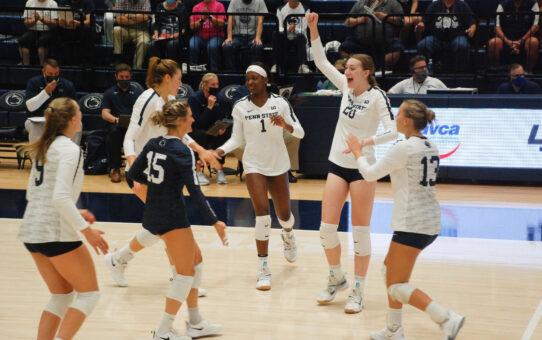 Karis Willow Commits To Penn State Women's Volleyball
