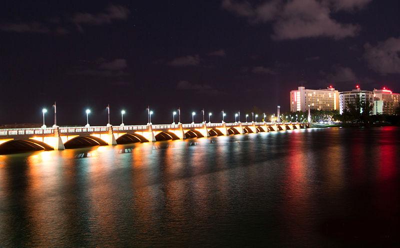 Night - San Juan